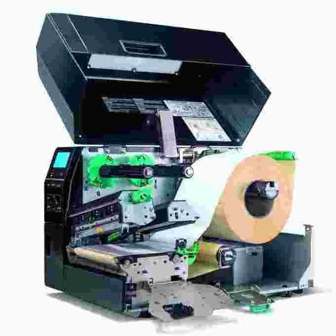 Thermotransferdrucker Industriedrucker offen | MSM Kennzeichnungssysteme