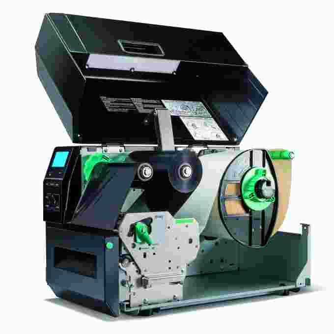 Thermotransferdrucker Industriedrucker Etiketten | MSM Kennzeichnungssysteme