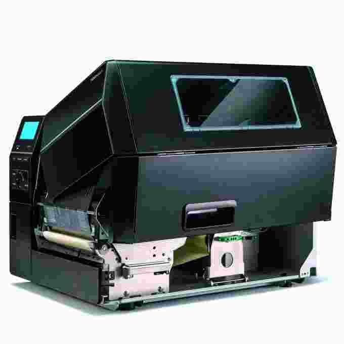 Thermotransferdrucker offen | MSM Kennzeichnungssysteme