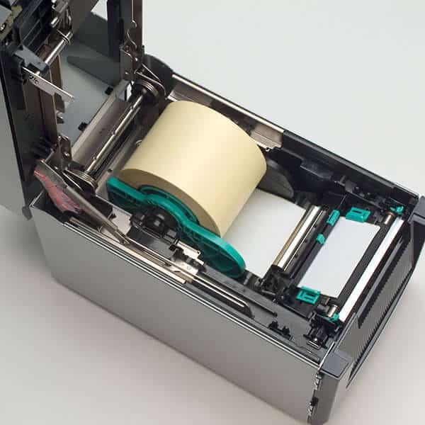 Thermotransferdrucker AS4TP-M Ektikettenrolle 3 | MSM Kennzeichnungssysteme