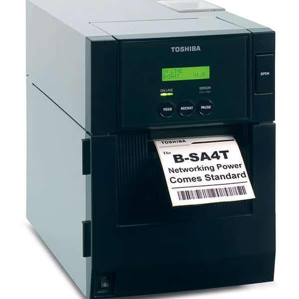 Thermotransferdrucker AS4TP-M Ektikettenrolle 5 | MSM Kennzeichnungssysteme