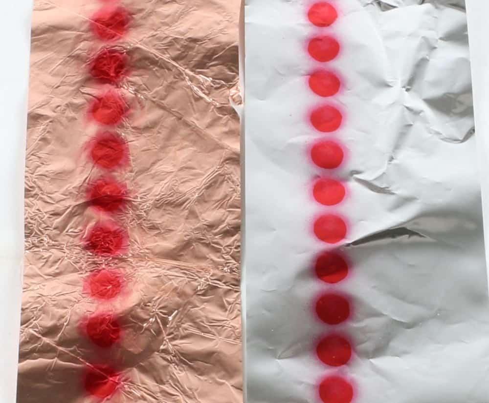 Fehlermarkierung