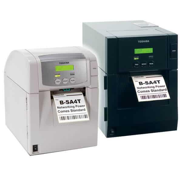 Etikettendrucker B-SA4T Thermotransferdrucker | MSM Beschriftungssysteme Kennzeichnungssysteme