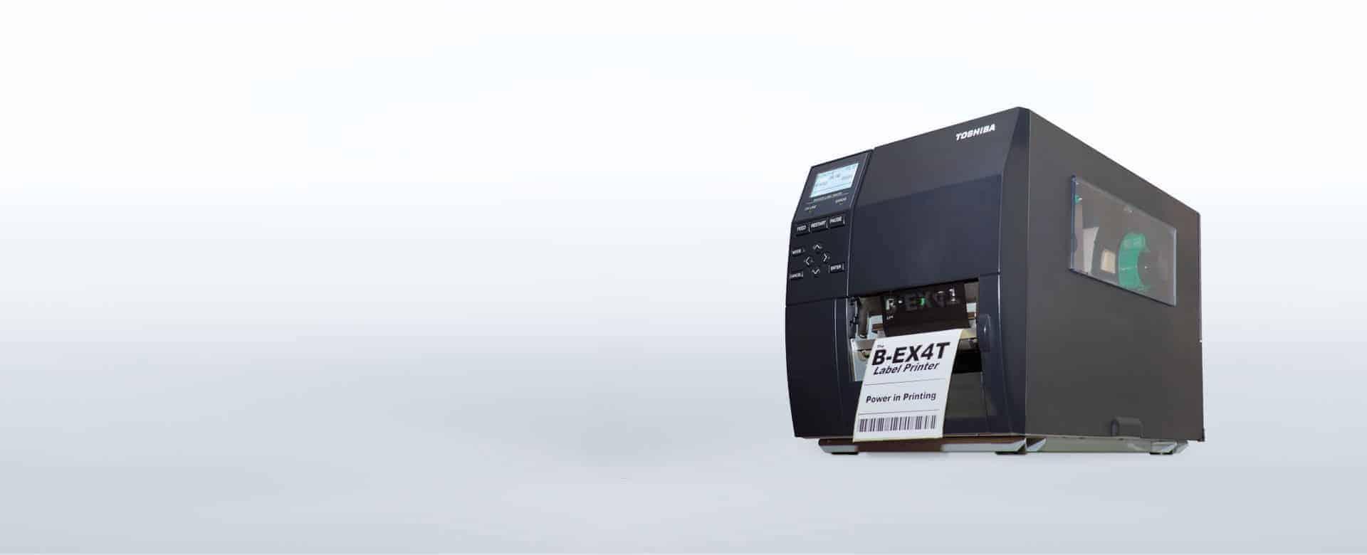 MSM Header Etikettendrucker