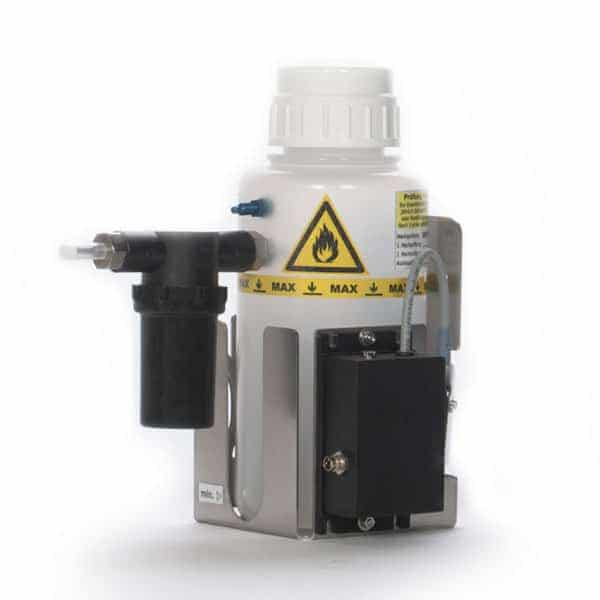 Ink containers in various sizes with sensors   MSM marking