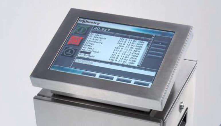 galerie-CIJ-CodeCreator-00 Kleinschriftdrucker SCP Tintenstrahldrucker | MSM Markiersysteme Kennzeichnungssysteme