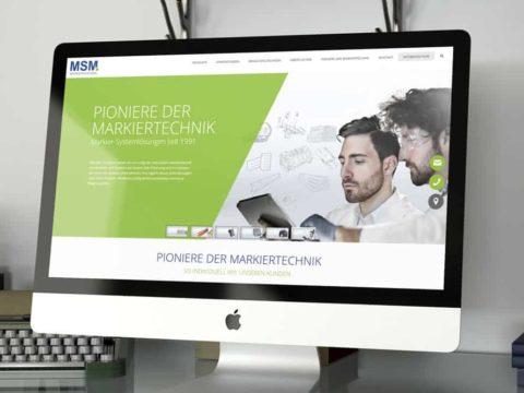 MSM Markiersysteme aktuell | MSM Kennzeichnungssysteme