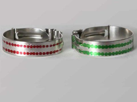 Punkmarkierung Reihe Ringmarke Radial | MSM Markiersysteme