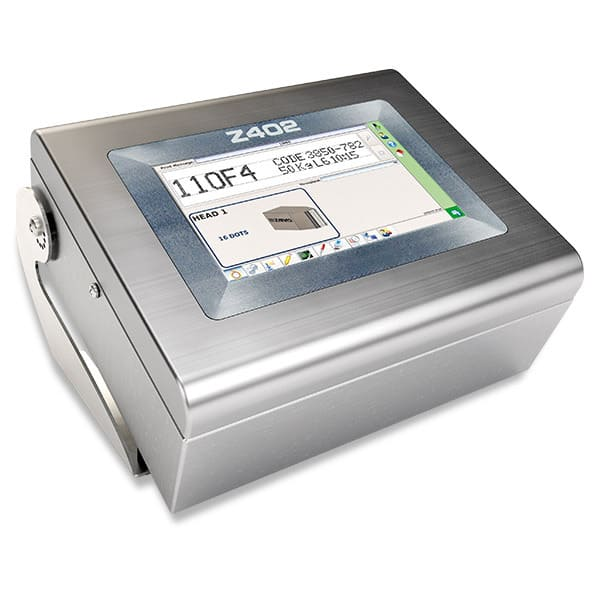 Z402 Großschriftdrucker 7-16-Düsen | MSM Markiersysteme