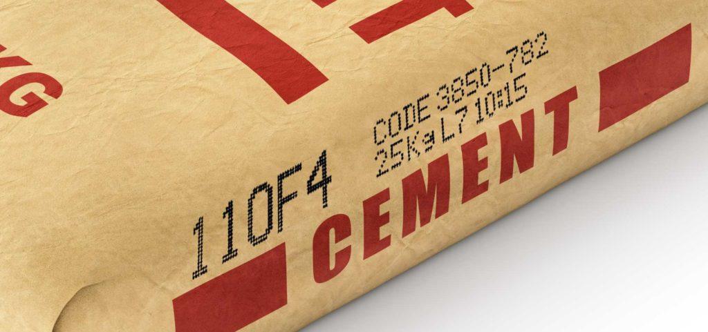 16-Dot Schreibkopf Großschriftdrucker Muster 2 | MSM Kennzeichnungssysteme Beschriftungssysteme