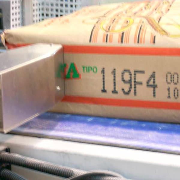 Z402 16-Dot Schreibkopf Großschriftdrucker Muster 1 | MSM Markiersysteme