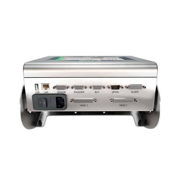 Z402 Großschriftdrucker Tintenstrahldrucker Rückseite | MSM Markiersysteme