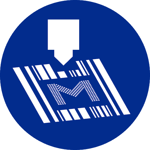 hochaufloesend 1 Druck Tintenstrahldrucker | MSM Markiersysteme Kennzeichnungssysteme